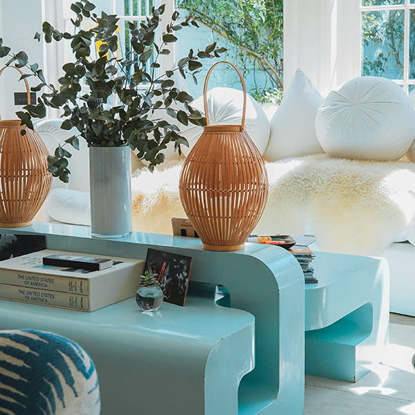 Coastal Living Room | Get the look with Jolie products