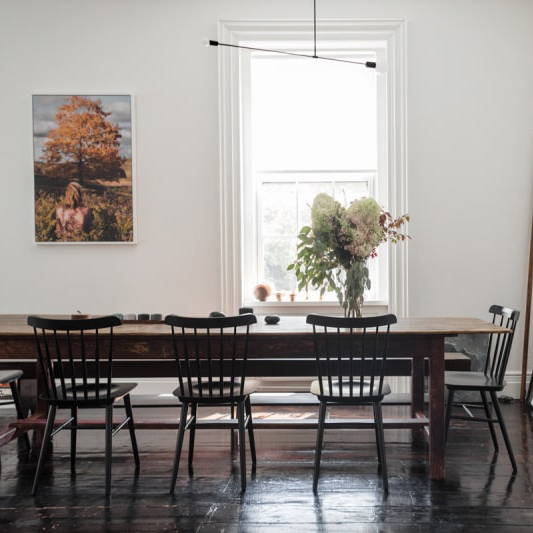 Farmhouse Dining Room | Get the look with Jolie products