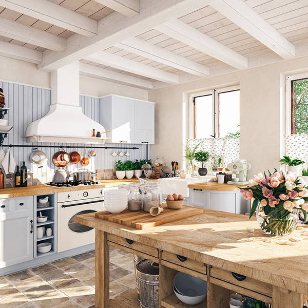 Farmhouse Kitchen | Get the look with Jolie products