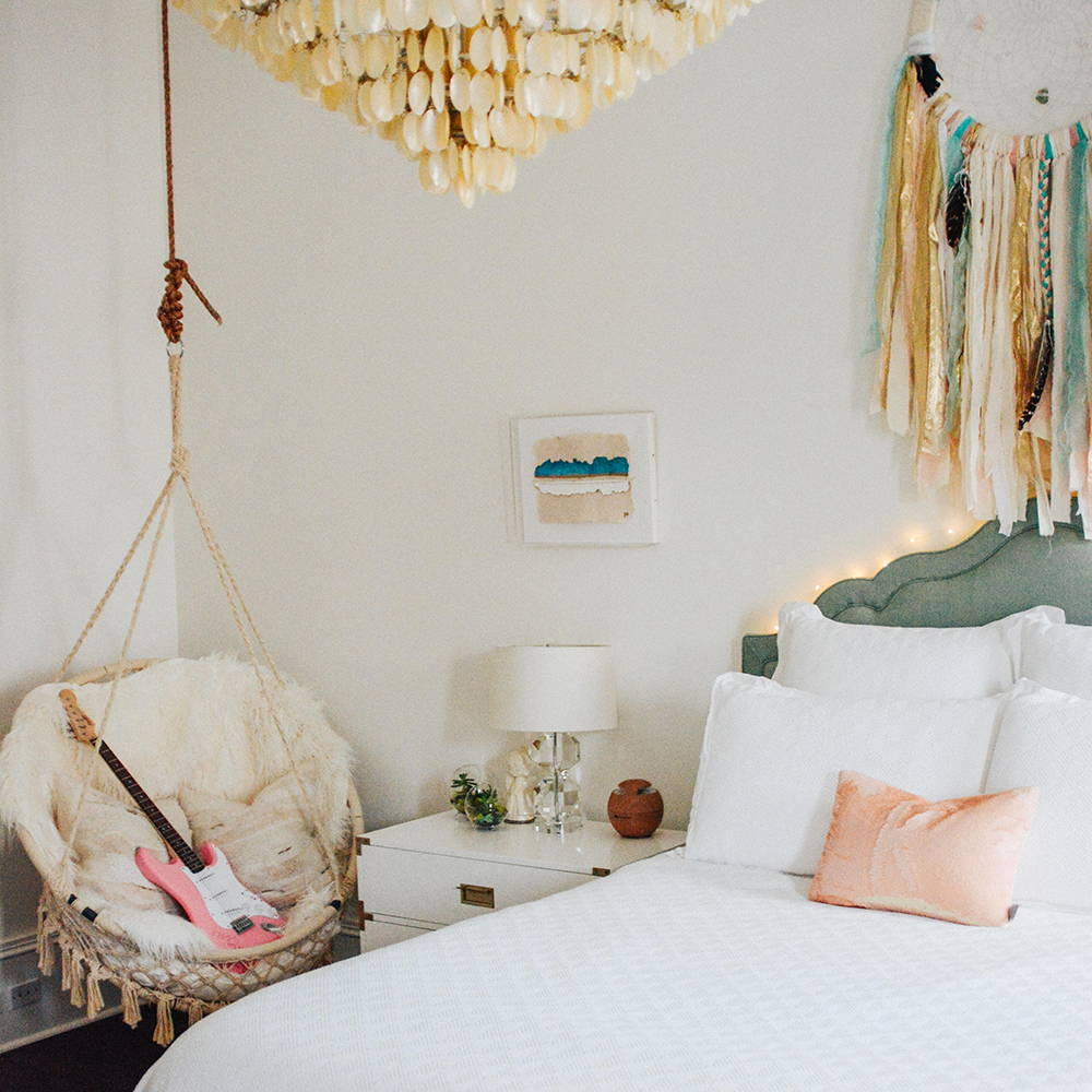 Boho Bedroom | Get the look with Jolie Products