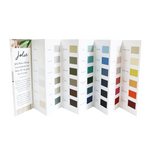 Jolie Paint Color Card
