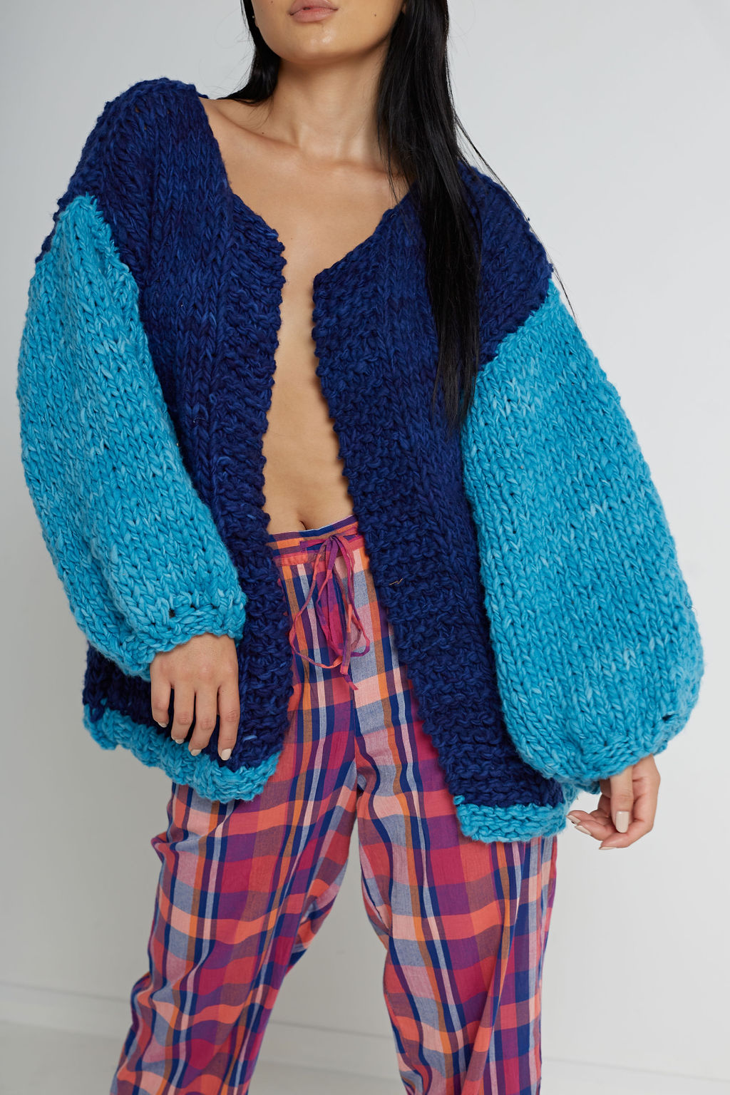 Ruth Cardigan The Blues - Little Tienda