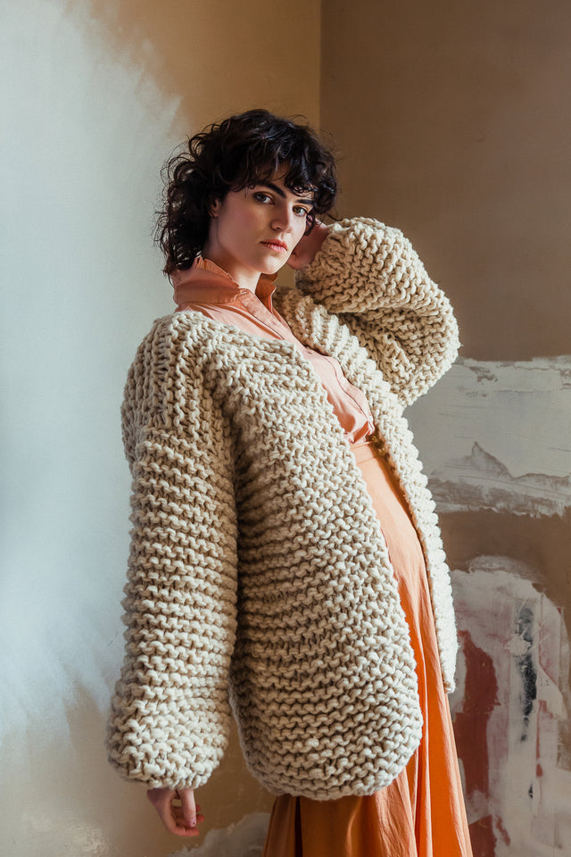 Norah Cardigan Natural