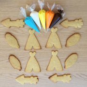 Into the Wild Cookie Decorating Kit
