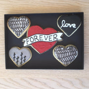 Valentine Gift - Personalised Cookies to Win the Heart