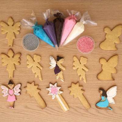 Fairy Cookie Decorating Kit