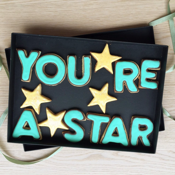 You're A Star Cookie Gift Box