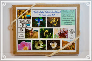 Card Set: Native Plants of the Inland Northwest (Original Edition)