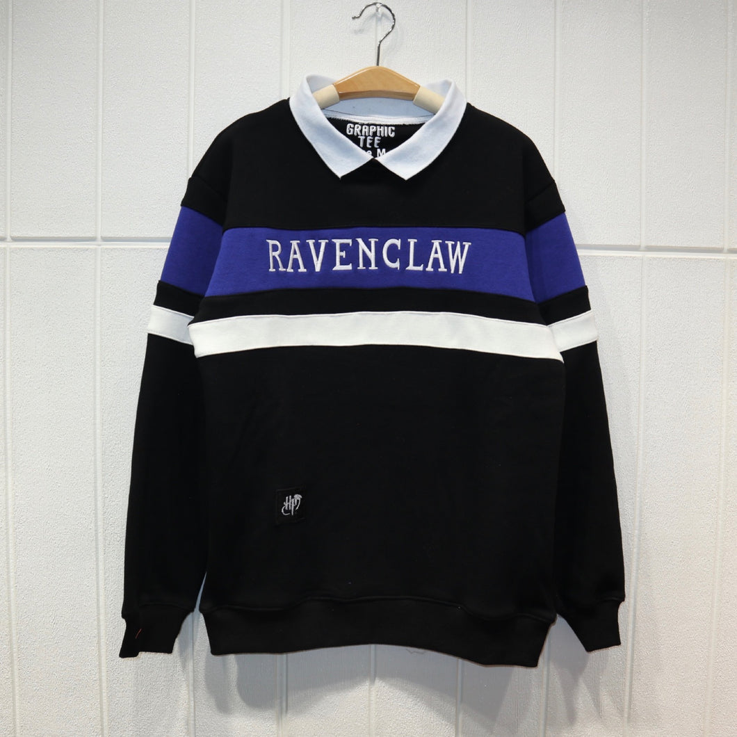 Harry Potter Ravenclaw Fleece Sweater Cosplay Costume