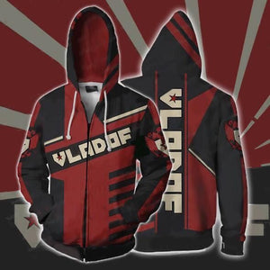 Game Borderlands 2 Assassin Zer0 Sweatshirts Jacket Cosplay Costumes
