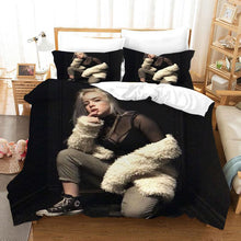 Load image into Gallery viewer, Billie Eilish Bellyache #40 Duvet Cover Quilt Cover Pillowcase Bedding Set Bed Linen Home Decor
