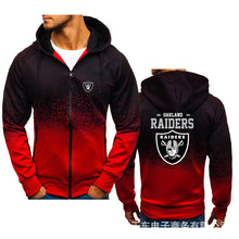 Load image into Gallery viewer, NFL Football #3 Pull over Hoodie Sweatshirt Rugby Spring Autumn Unisex Sweater Zipper Jacket Coat