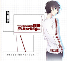Load image into Gallery viewer, DARLING in the FRANXX Cosplay Costume Long Sleeve Tshirt