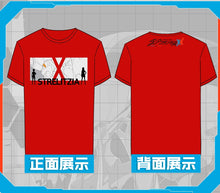 Load image into Gallery viewer, DARLING in the FRANXX Cosplay Costume Zero 002 Red T-Shirt