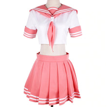 Load image into Gallery viewer, Fate Apocrypha Astolfo Sailor Suit  Halloween Cosplay Costume