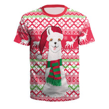 Load image into Gallery viewer, Ugly Christmas Short Sleeve T-Shirt Adult