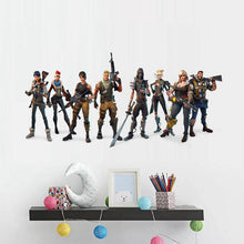 Load image into Gallery viewer, Fortnite Xbox-PS4 Vinyl Decal Gaming Bedroom Sticker Wall Art