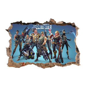 Game Fortnite Xbox-PS4 Vinyl Decal Gaming Bedroom Sticker Wall Art