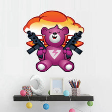 Load image into Gallery viewer, Game Fortnite Cuddle Team Leader Xbox-PS4 Vinyl Decal Gaming Bedroom Sticker Wall Art