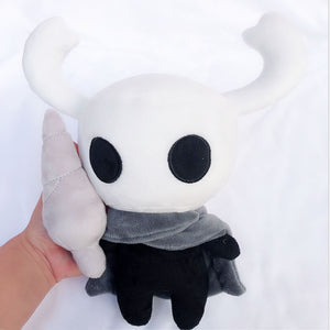 Hot Game Hollow Knight Plush Toys Figure Ghost Stuffed Animals Doll