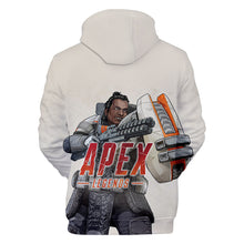 Load image into Gallery viewer, Game Apex Legends Gibraltar Cosplay Sweater Hoodie For Kids Adults