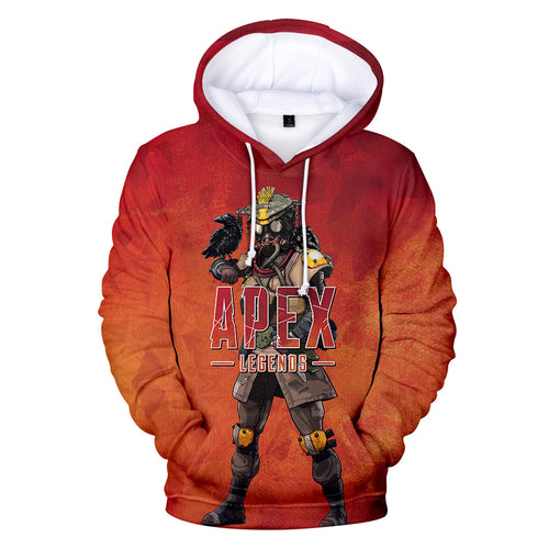 Game Apex Legends Bloodhound Cosplay Sweater Hoodie For Kids Adults