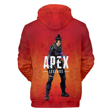 Load image into Gallery viewer, Game Apex Legends Wraith Cosplay Sweater Hoodie For Kids Adults