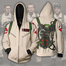 Load image into Gallery viewer, Ghostbusters Cosplay Costume Sweatshirt Coat For Adults