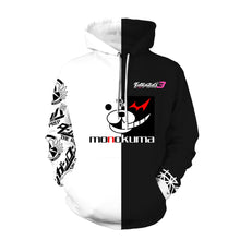 Load image into Gallery viewer, Danganronpa monokuma Sweatshirts Cosplay Costume Autumn Winter Fashion Jackets