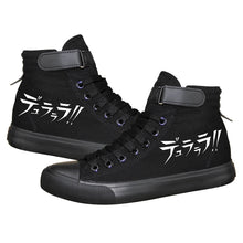 Load image into Gallery viewer, Anime DuRaRaRa High Tops Casual Canvas Shoes Unisex Sneakers