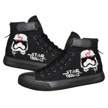 Load image into Gallery viewer, Star Wars Stormtrooper High Top Sneaker Cosplay Shoes