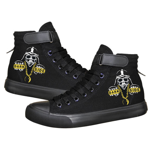 Star Wars Darth Vader High Top Sneaker Cosplay Shoes