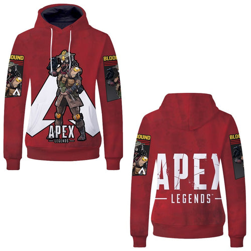 Game Apex Legends Bloodhound  Skin Cosplay Sweater Hoodie