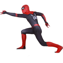 Load image into Gallery viewer, Adult Kids Spider Man Far From Home Peter Parker Cosplay Costume Zentai Spiderman Superhero Bodysuit Suit Jumpsuits