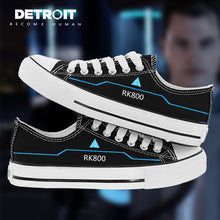 Load image into Gallery viewer, Detroit Become Human Cosplay Shoes Casual Canvas  Sneakers Unisex