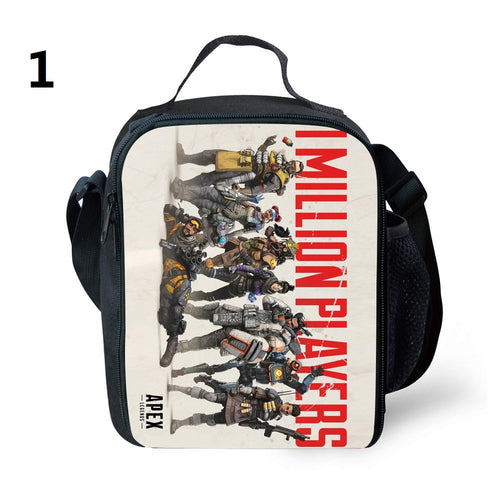 Game Apex Legends  Lunchbox Bag Lunch Box Game Skin Xbox For Kids