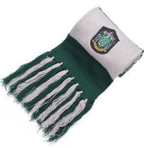 Harry Potter Thicken Wool Knit Scarf Wrap Soft Warm Costume Cosplay