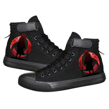 Load image into Gallery viewer, Anime Naruto High Tops Casual Canvas Shoes Unisex Sneakers