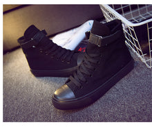 Load image into Gallery viewer, Fate Zero Saber High Tops Casual Canvas Shoes Unisex Sneakers