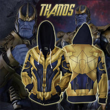 Load image into Gallery viewer, Avengers Endgame Thanos  Cosplay Sweater Jacket For Adults