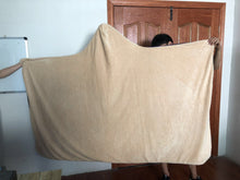 "Load image into Gallery viewer, Tortilla Blanket Burrito 60"" Blanket - Corn and Flour Tortilla 60"" Throw"