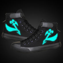 Load image into Gallery viewer, Game Devil May Cry 5 DMC Dante Nero High Top Sneaker Cosplay Shoes For Kids