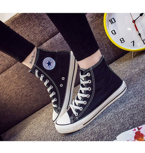 Game Fortnite Victory Royale High Top Canvas Sneakers Cosplay Shoes For Kids