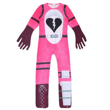 Load image into Gallery viewer, Fortnite Cuddle Team Leader Bear Cosplay Costume Halloween Zentai Jumpsuit For Kids