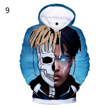 Load image into Gallery viewer, XXXTentacion Teenager HipPop Fashion Sweatshirt Zipper Coat