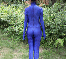 Load image into Gallery viewer, X-Men Mystique Spandex Jumpsuits Halloween Cosplay Costume Bodysuits