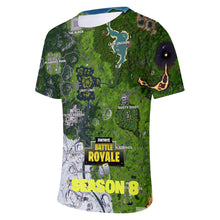 Load image into Gallery viewer, Fortnite Season 8 Cosplay Short Sleeve T-Shirt