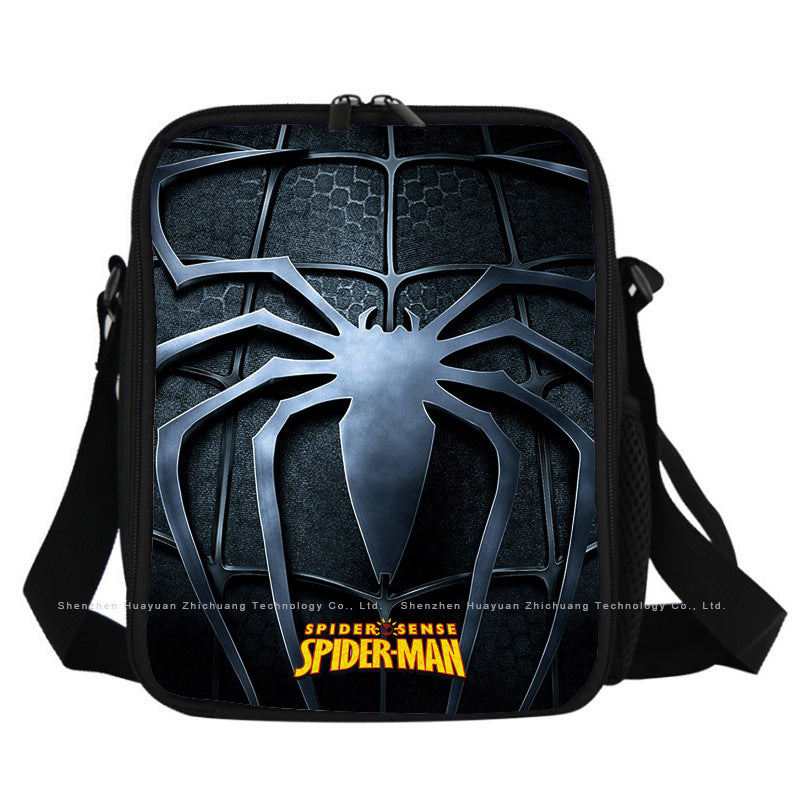 Spider-Man Spider Sense  Lunchbox Bag Lunch Box Game Skin Xbox