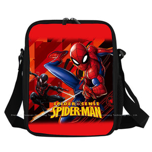 Spider-Man Spider Sense  Lunchbox Bag Lunch Tote