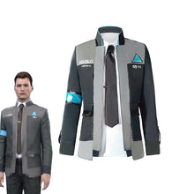 Load image into Gallery viewer, Game Detroit: Become Human Connor Cosplay Uniform RK800 Cosplay Costume Full Set
